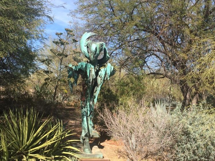 Desert scuplture 3