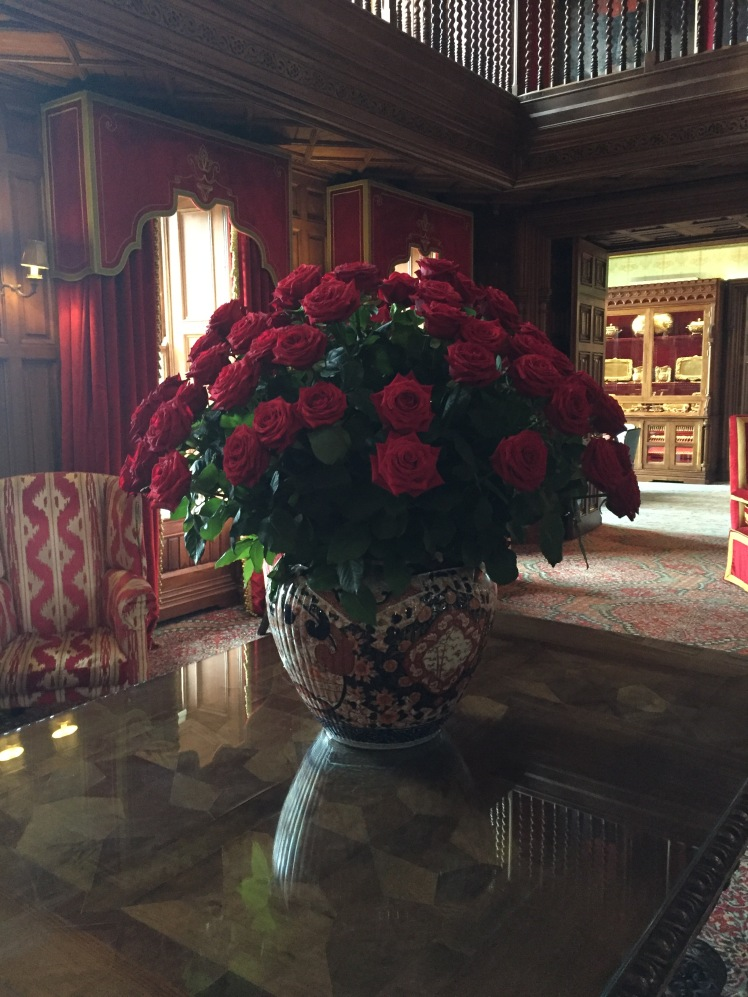 ashford castle decor