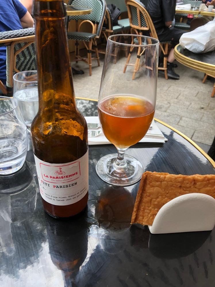 La parisienne-bière