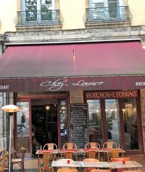 Lyon restaurant 1