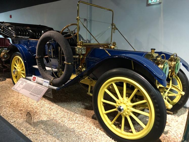 1910 olsmobile