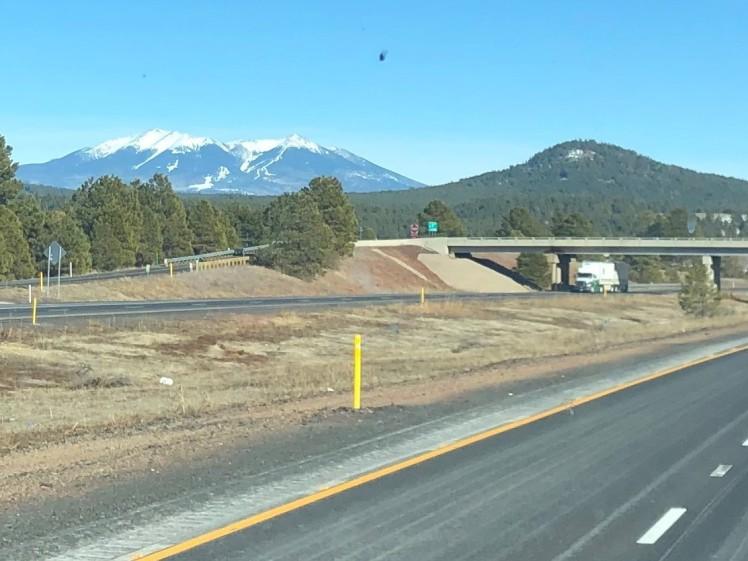 Towards Flagstaff (2)